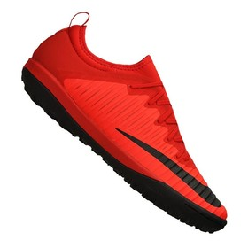 Сороконожки Nike MercurialX Finale II TF Red/Black