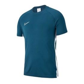 Детская футболка Nike Academy 19 Turquoise/White
