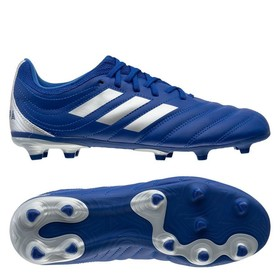 Детские бутсы adidas Copa 20.3 FG/AG Royal Blue/Silver Metallic