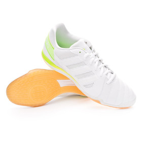 Футзалки adidas Top Sala White/Green