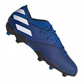 ec35aa5e Детские бутсы adidas Nemeziz 19.1 FG/AG Blue/White/Black