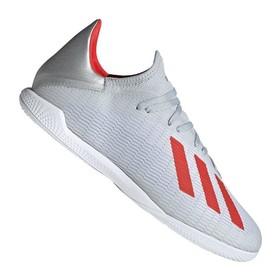 Футзалки adidas X Tango 19.3 IN Silver/Red