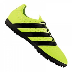 Сороконожки Adidas ACE 16.3 TF Yellow/Black