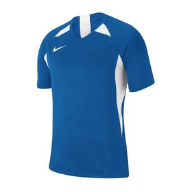 Детская футболка Nike Legend SS Jersey Blue/White