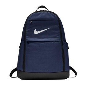 Спортивный рюкзак Nike Brasilia Extra Large Dark Blue/Black