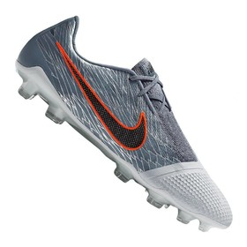 Бутсы Nike Phantom Venom Elite FG Grey/Black/Blue