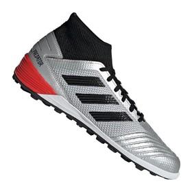 Сороконожки adidas Predator Tango 19.3 TF Silver/Black/Red