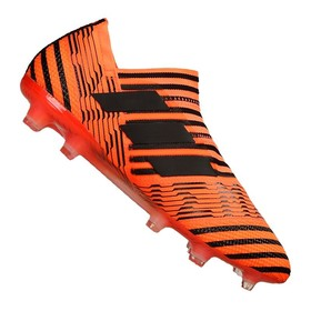 Бутсы adidas Nemeziz 17+ 360 Agility FG/AG Orange/Black