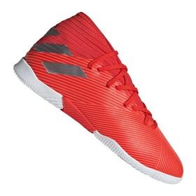 Детские футзалки adidas Nemeziz Tango 19.3 IN Red/Silver
