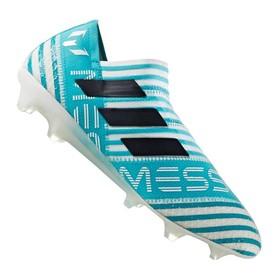 Бутсы adidas Nemeziz Messi 17+ 360Agility FG/AG White/Blue