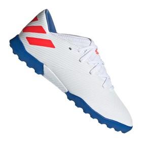 Детские сороконожки adidas Nemeziz Messi Tango 19.3 TF White/Red/Blue