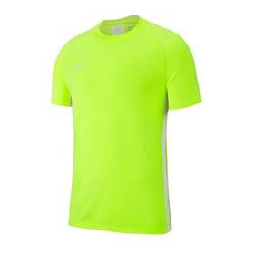 Детская футболка Nike Academy 19 Lime/White