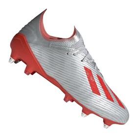 Бутсы adidas X 19.1 SG Silver/Red/White