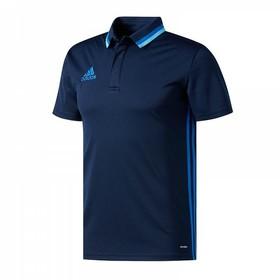 Футболка поло Adidas Condivo 16 Dark Blue/Blue