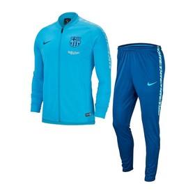 Спортивный костюм Nike FC Barcelona Sky Blue/Blue