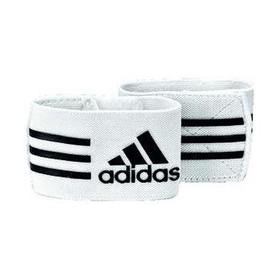 Держатели щитков adidas Ankle Strap White/Black