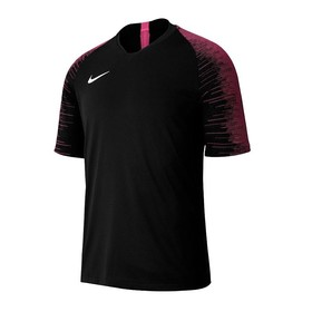 Детская футболка Nike Dri Fit Strike SS Top Black/Pink