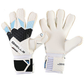 Вратарские перчатки Sells Technical Elite Total Contact Aqua White/Black