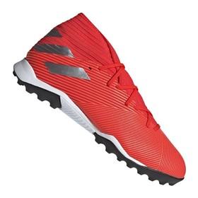 Сороконожки adidas Nemeziz Tango 19.3 TF Red/Silver/Red