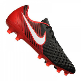 Футбольные бутсы Nike Magista Onda II FG Black/White/Red