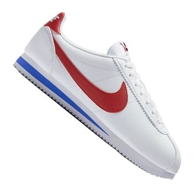 Кроссовки Nike Classic Leather White/Red