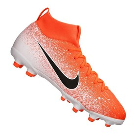 d527e642 Детские бутсы Nike Mercurial Superfly VI Academy MG Orange/Black/White