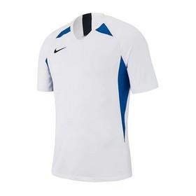 Детская футболка Nike Legend SS Jersey White/Blue