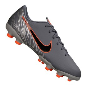Детские бутсы Nike Mercurial Vapor XII Academy MG Blue/Black/Grey