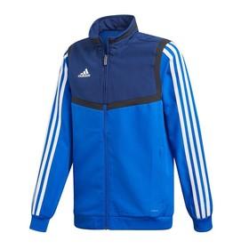 Детский джемпер adidas Tiro 19 Blue/Dark Blue/White
