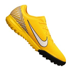 Сороконожки Nike Mercurial Vapor XII Pro NJR TF Yellow White Black 9e7b9c56edbec