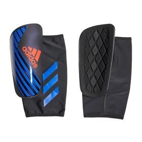 Футбольные щитки adidas X Pro Black/Blue/Red
