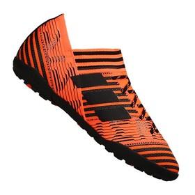 Детские сороконожки adidas Nemeziz Tango 17.3 TF Orange/Black