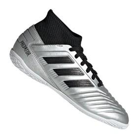 Детские футзалки adidas Predator 19.3 IN Silver/Black/White