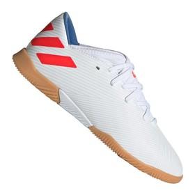 Детские футзалки adidas Nemeziz Messi Tango 19.3 IN White/Red/Blue