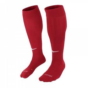 Футбольные гетры Nike Classic II Cush OTC Team Red/White