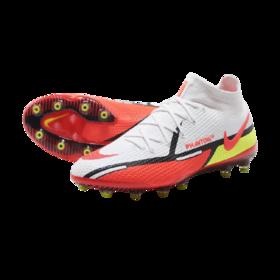 Бутсы Nike Phantom GT2 Elite DF AG-Pro White/Black/Bright Crimson/Pink Blast