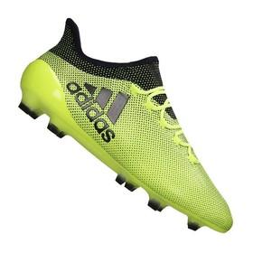 Бутсы adidas X 17.1 FG/AG Yellow/Black