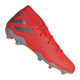Бутсы adidas Nemeziz 19.3 FG/AG Red/Silver/Red