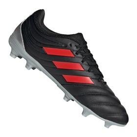 Бутсы adidas Copa 19.3 FG/AG Black/Red