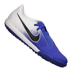 Детские сороконожки Nike Phantom Venom Academy TF Blue/White
