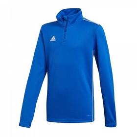 Детский джемпер adidas Core 18 Blue/White