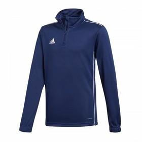 Детский джемпер adidas Core 18 Dark Blue/White