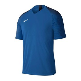 Футболка Nike Dry Strike Jersey SS Top Blue/Black