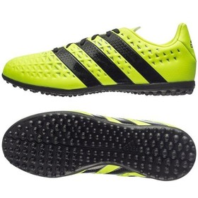 Сороконожки Adidas ACE 16.3 TF Solar Yellow/Core Black/Silver Metallic