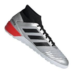 Футзалки adidas Predator 19.3 IN Silver/Black/Red