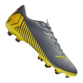 Бутсы Nike Mercurial Vapor XII Academy MG Dark Grey Yellow 5d0da0eef5439