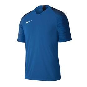 Детская футболка Nike Dri Fit Strike SS Top Blue/Black