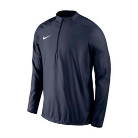 b107af91 Ветровка Nike Academy 18 Drill Shield Top Dark Blue