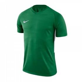 Футболка игровая Nike Dry Tiempo Prem Green White dd351c970c2