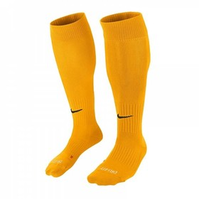 Футбольные гетры Nike Classic II Cush OTC Team Yellow/Black